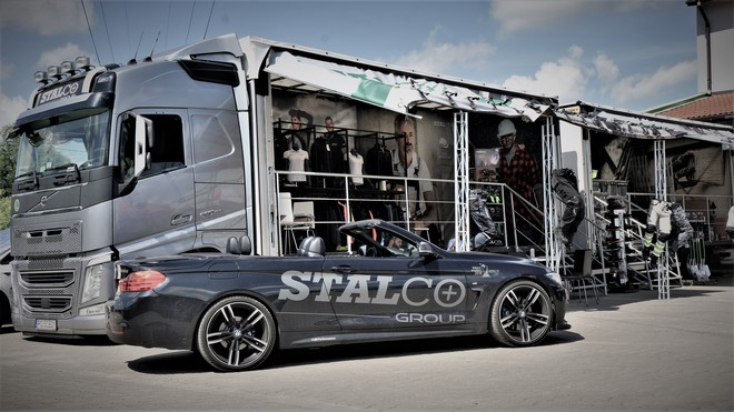 Stalco ShowTruck Tour