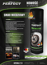 Stalco Perfect - Spray miedziowy