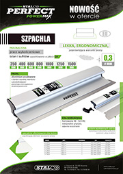 Stalco Perfect Powermax - Szpachla