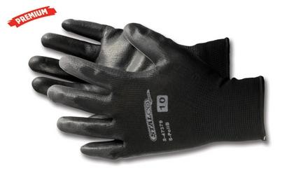 Rękawice poliamidowe powlekane poliuretanem S-Poli B