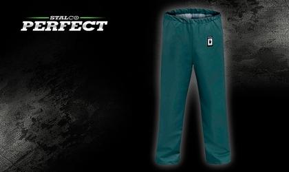 Spodnie przeciwdeszczowe - zielone