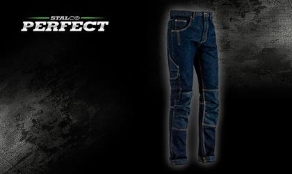Spodnie robocze jeans